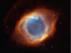 "Helix Nebula...popularly referred to as the ""Eye of God"""