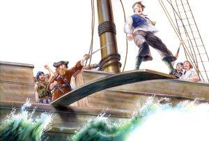 pirate-plank